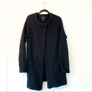 100% Extra Fine Merino Wool Sweater by Tahari